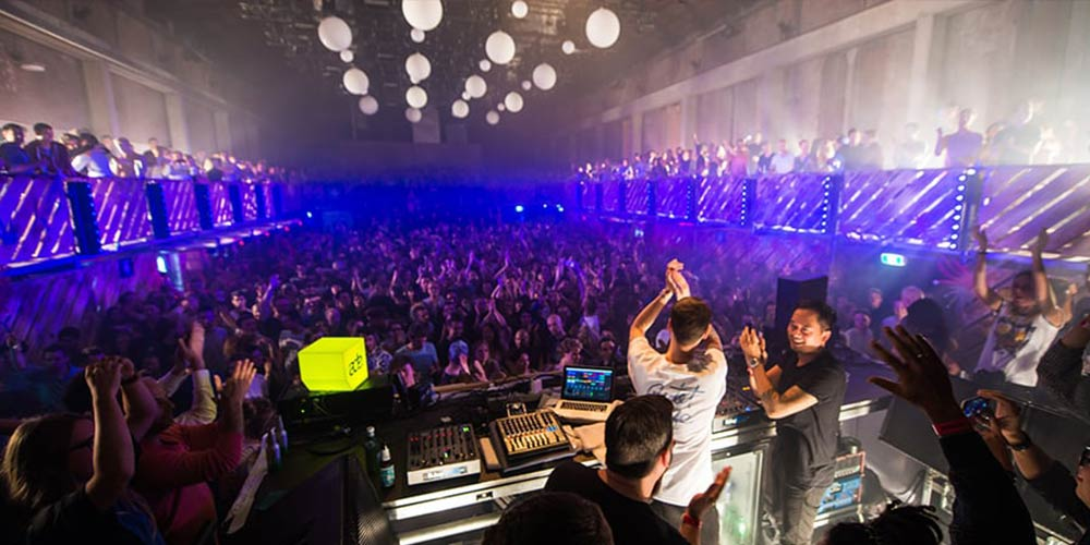 Светът е електронна музика на Amsterdam Dance Event 2019 | MMTV