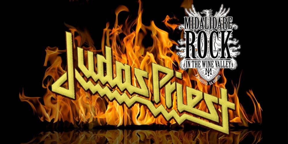 Judas Priest празнуват 50 години на сцена на Midalidare Rock 2020