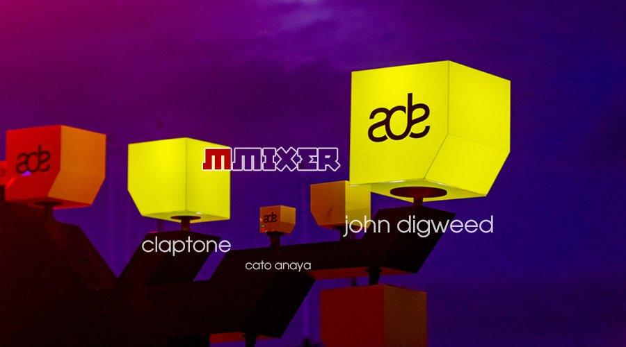 Mmixer директно от Amsterdam Dance Event 2019 | MMTV