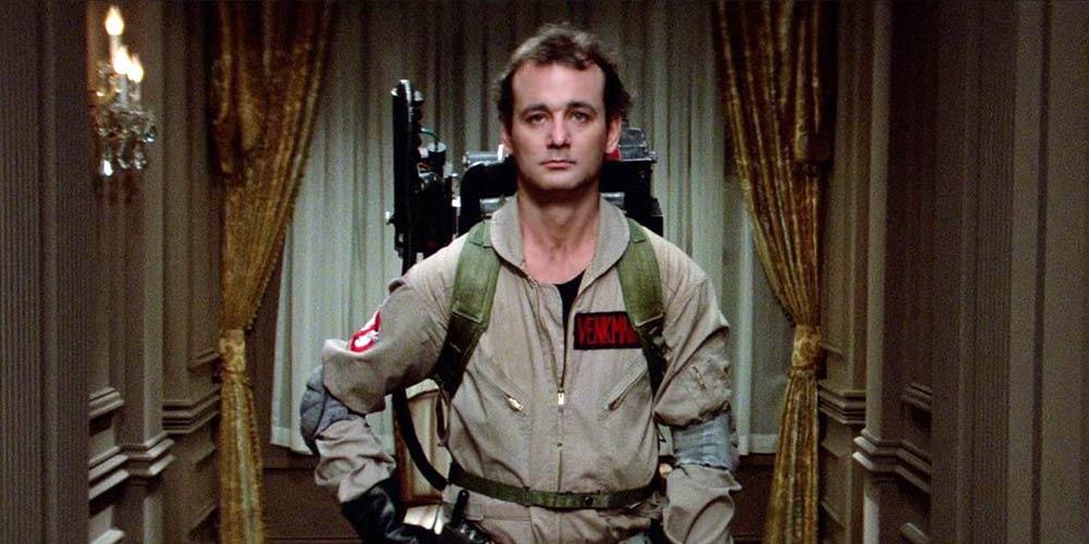 Bill Murray отново като д-р Питър Венкман в Ghostbusters 2020