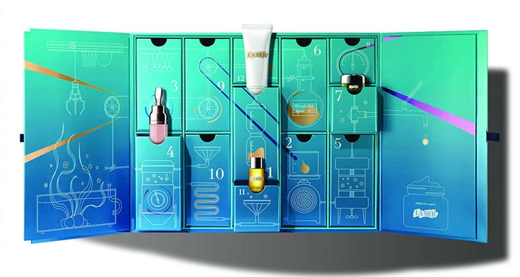 La Mer The Limited-Edition Twelve Days of Glowing Renewal