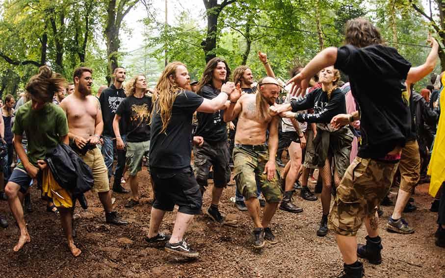 фенове на Slayer