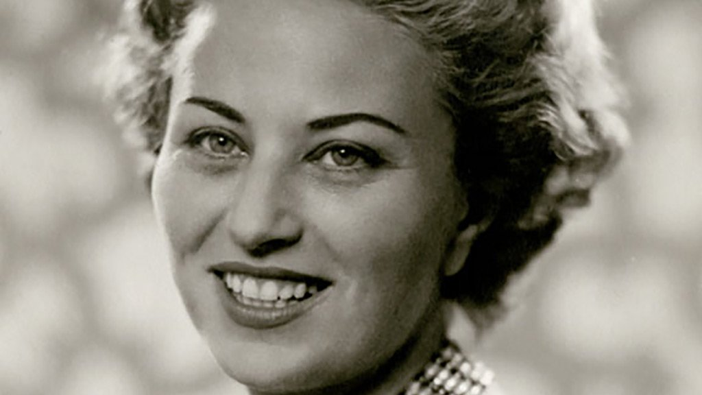 Инге се мести в САЩ със супруга си след края на Втората световна война
