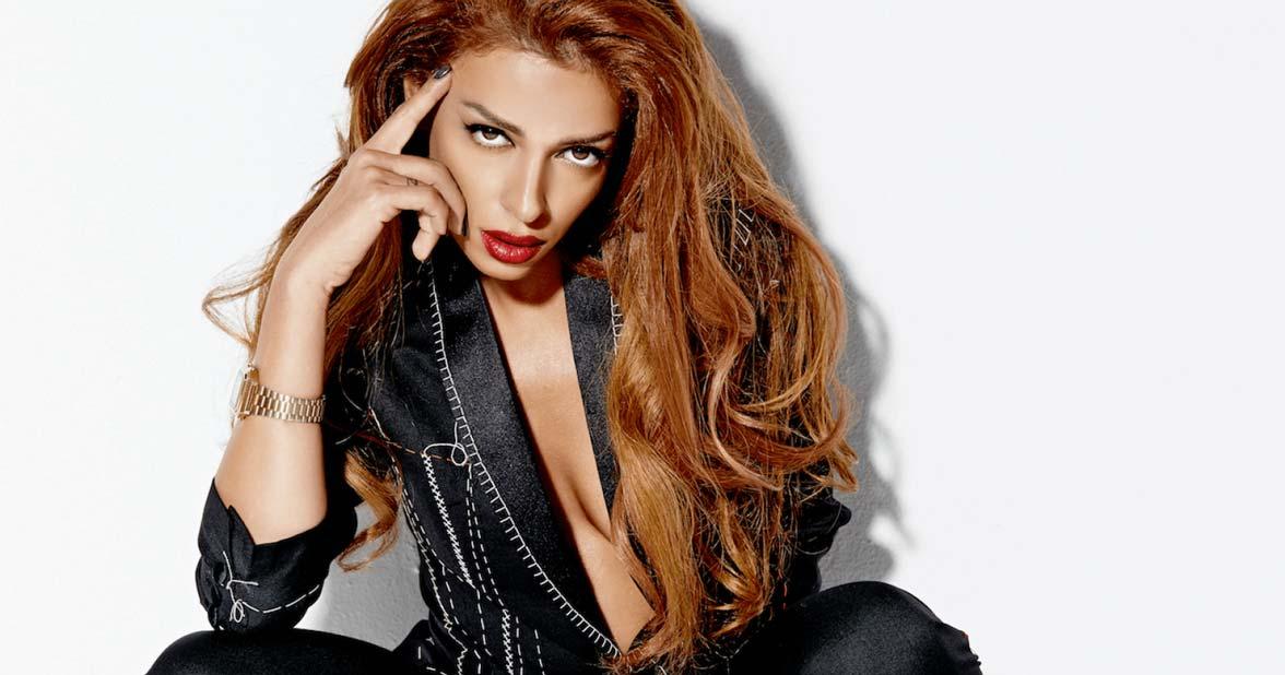 Еleni Foureira е гръцка певица и танцьорка