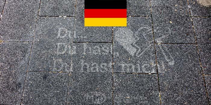 """Европа в капки поезия"" представя Германия | Rammstein - Du hast"