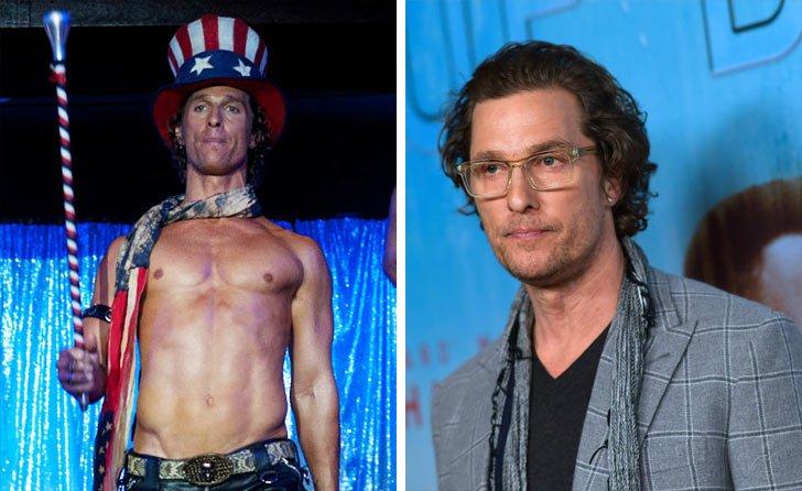 Matthew McConaughey е преподавател в университет