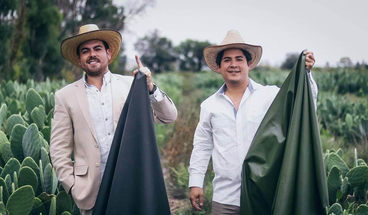 Адриан Лопес Веларде и Марте Казарес, предприемачи от Мексико