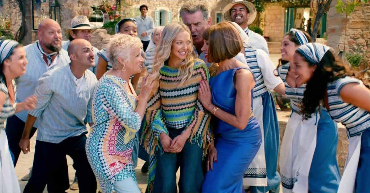"""Новата """"ABBA"""" мания започна с мюзикъла """"Mamma Mia"""", базиран на песни на групата."""