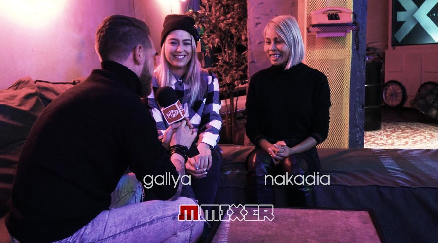В Guest DJ се срещаме с GALLYA и NAKADIA | MMTV