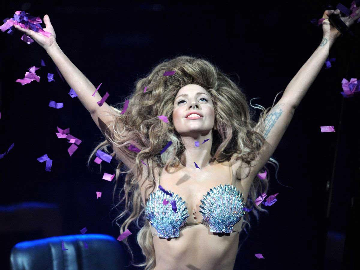 Lady Gaga е една от най-големите и талантливи звезди на нашето съвремие.
