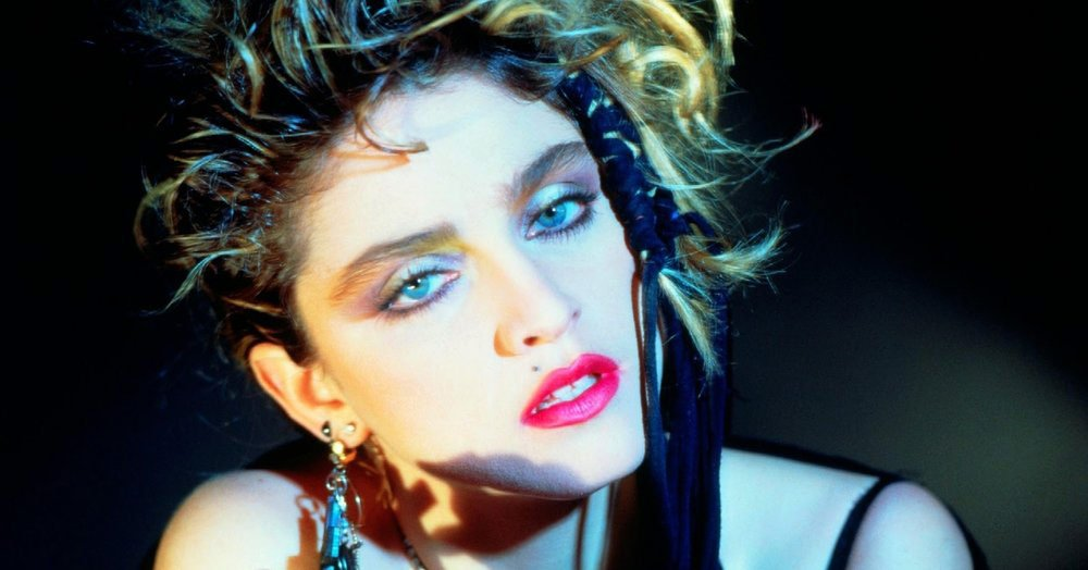 """Първият хит на Мадона е """"Everybody"""", продуциран от Марк Коминс"""