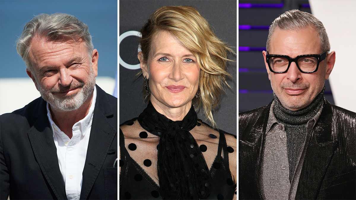 Междувременно Goldblum ще се върне във Вселената на Джурасик следващото лято. Той ще заснеме Jurassic World 3 заедно със своите колеги Sam Neill (Сам Нийл) и Laura Dern (Лора Дърн).