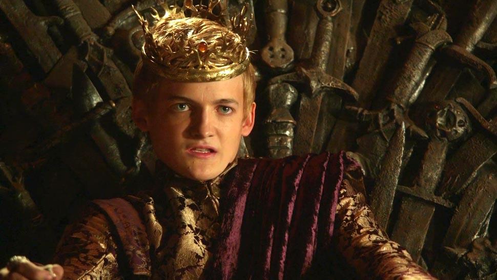 """Не можем да си представим мило и невинно момче в ролята на отблъскващия крал Джофри в """"Game of Thrones""""."""