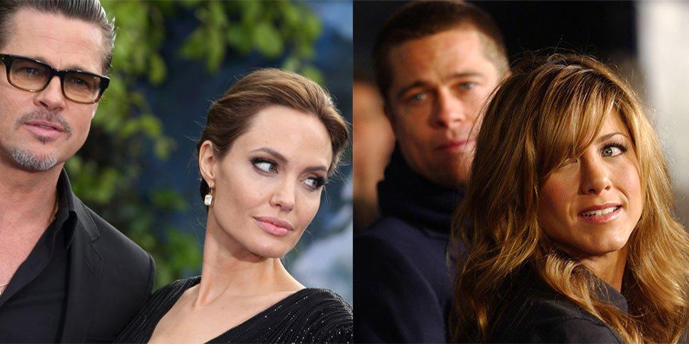 Brad Pitt е бил женен за тези две икони на световното кино. За съжаление и двата брака се разпадат