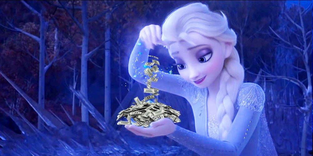 За по-малко от месец Frozen 2 премина 1 млрд. приходи | MMTV