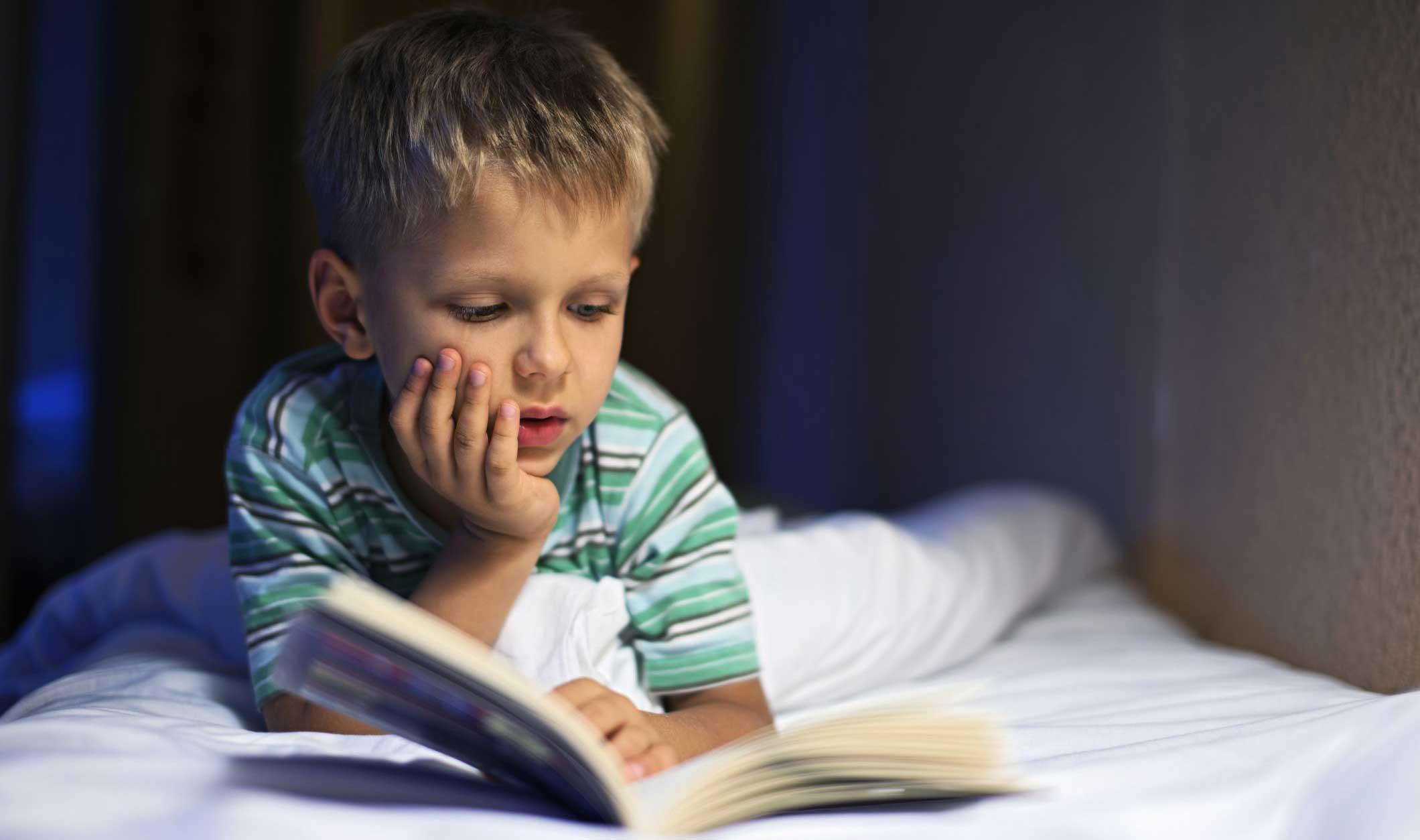 Повечето хора се стараят да се развиват в много области и да се усъвършенстват. Нивото им на четене обаче остава на около 9 годишно дете.
