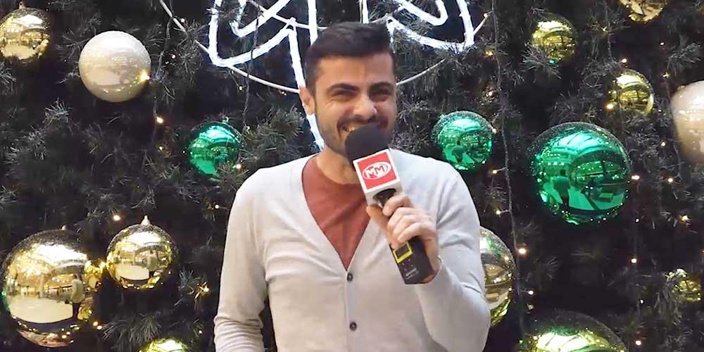 Коледно-новогодишен поздрав от Алек Кирев | MMTV