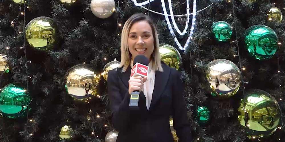 Коледно-новогодишен поздрав от Маги Джанаварова | MMTV