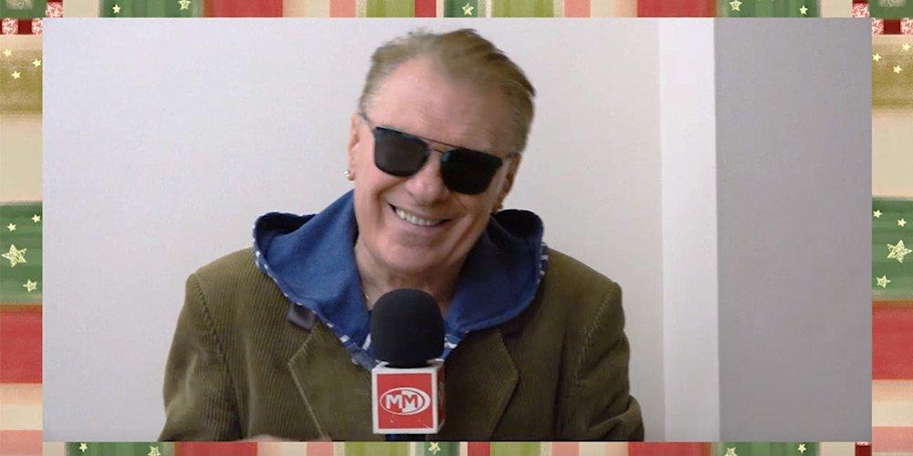 Коледно-новогодишен поздрав от Васил Найденов | MMTV
