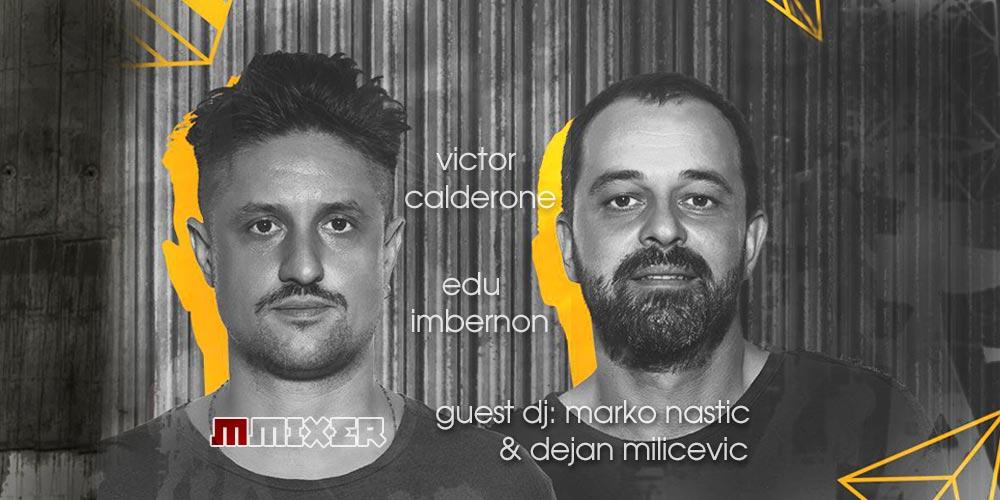 Гости в Guest DJ на MMixer са Marko Nastic & Dejan Milicevic | MMTV