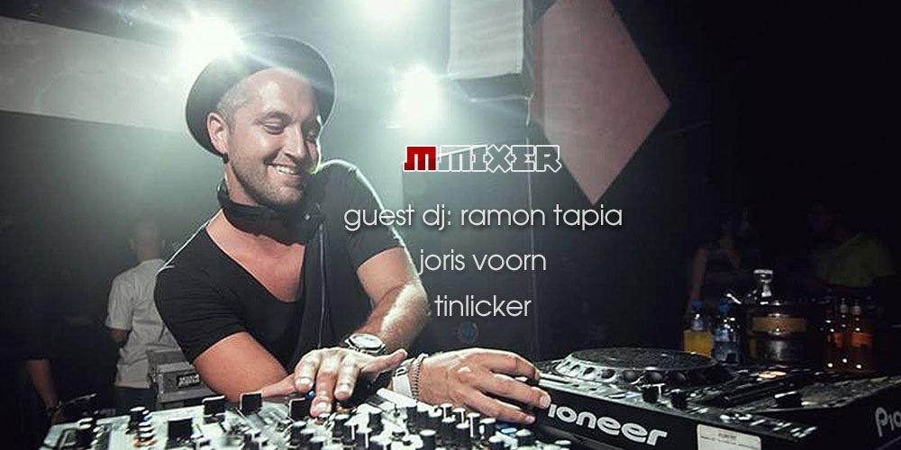 В Guest DJ ви срещаме с Ramon Tapia | MMTV Online