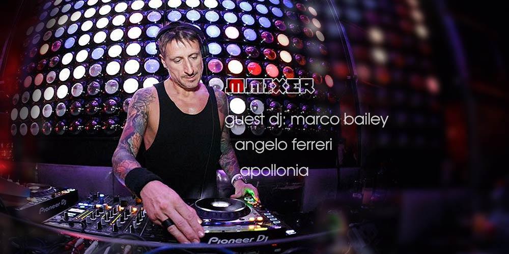 Guest DJ на Mmixer е Marco Bailey | MMTV Online...