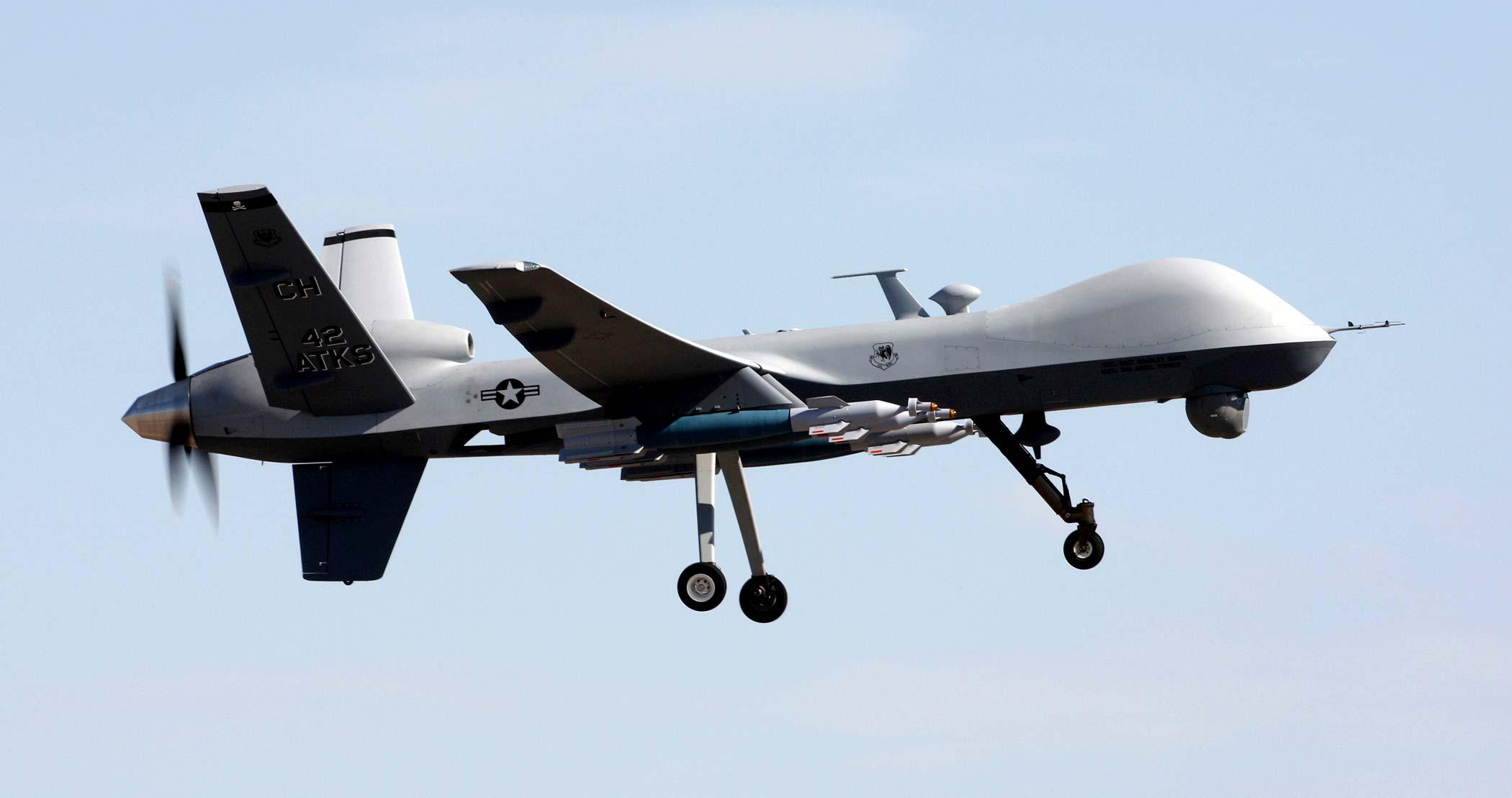 Факт е, че безпилотните самолети ще определят бъдещето на действията във въздуха