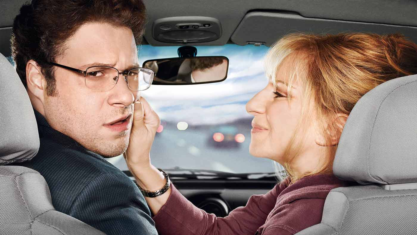 Топ 10 на провалилите се комедии през изминалото десетилетие - The Guilt Trip (2012)