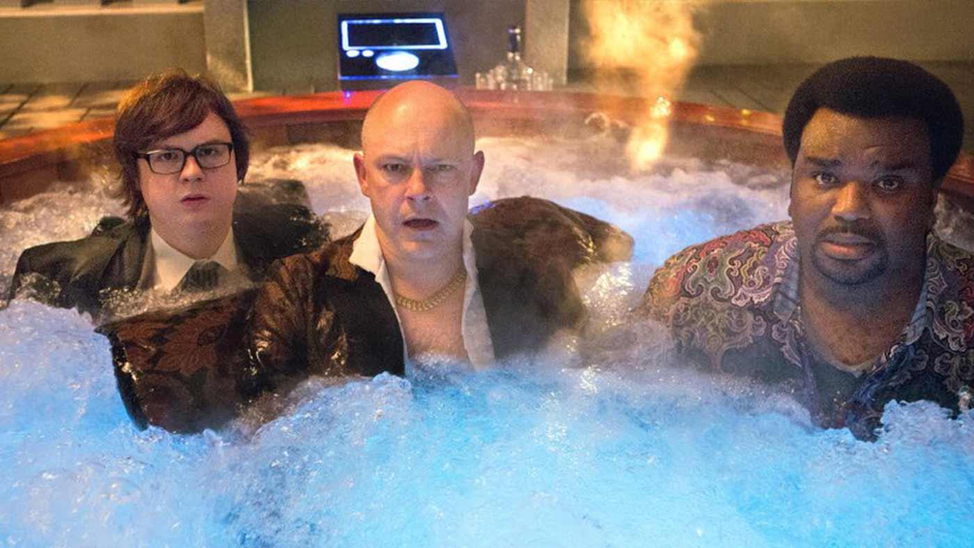 Топ 10 на провалилите се комедии през изминалото десетилетие - Hot Tub Time Machine 2 (2013)