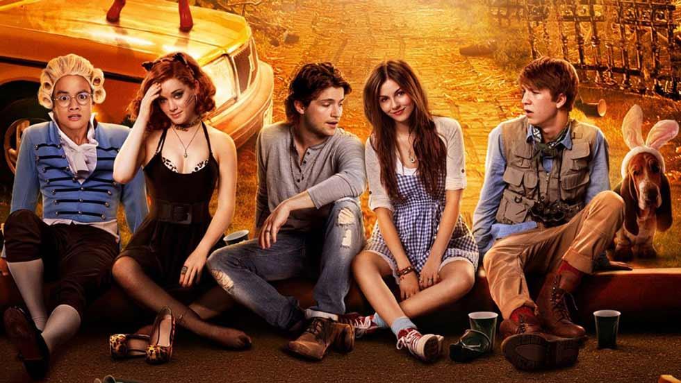 Топ 10 на провалилите се комедии през изминалото десетилетие - Fun Size (2012)