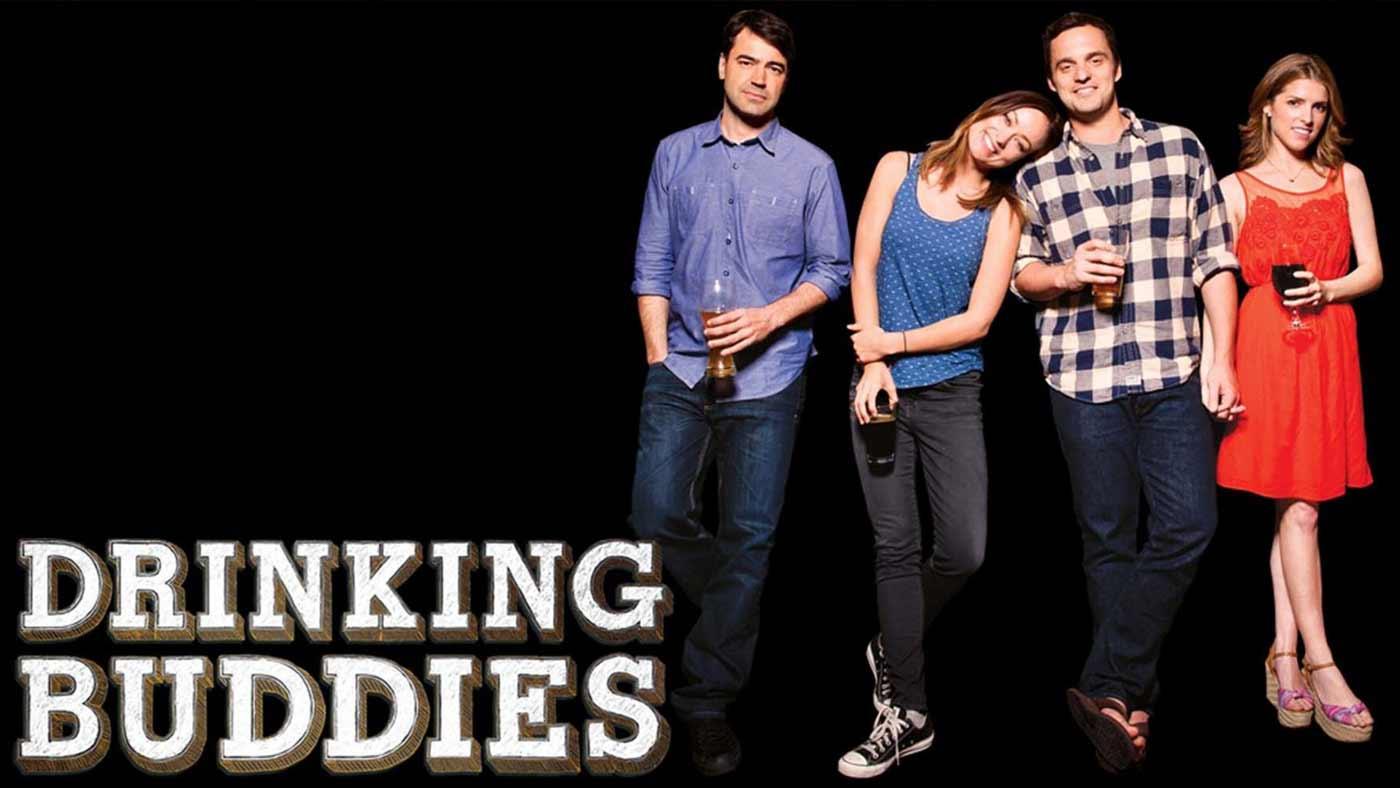 Топ 10 на провалилите се комедии през изминалото десетилетие - Drinking Buddies (2013)