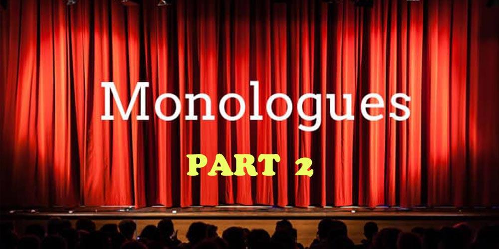 Вечните филмови монолози | Част 2