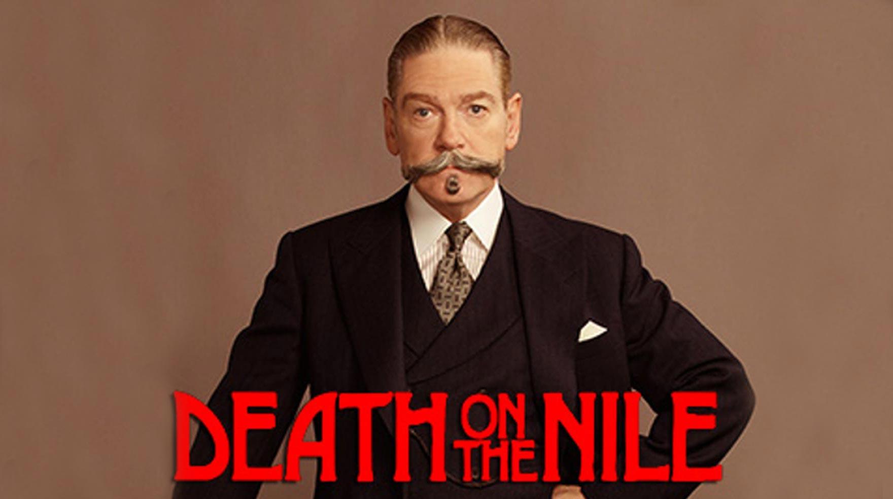 Death On The Nile - октомври 2020 г.