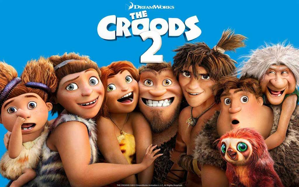 The Croods 2 - декември 2020 г.