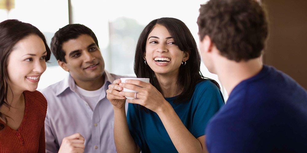 5 неща, за които да говорим с околните