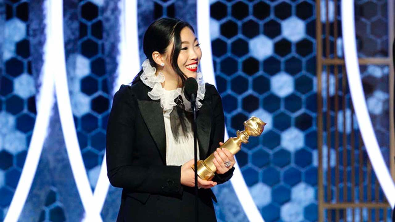 Awkwafina - Best Actress in a Motion Picture – Musical or Comedy
