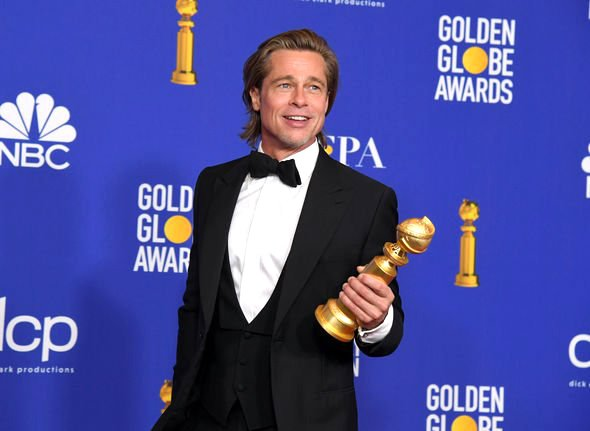 Brad Pitt - Best Supporting Actor – Motion Picture