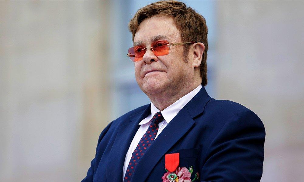 Elton John- 565 милиона долара