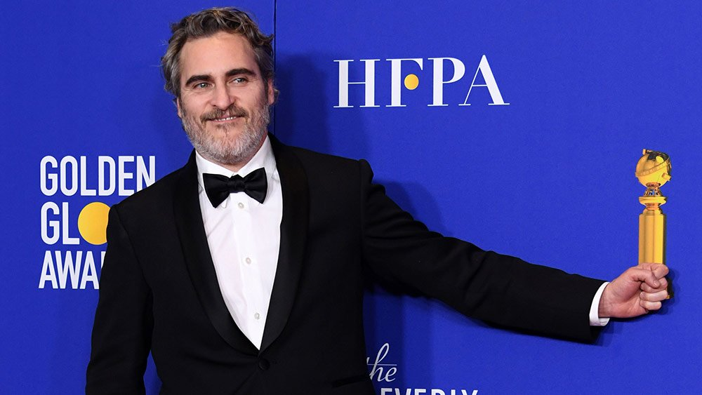 Joaquin Phoenix - Best Actor in a Motion Picture – Drama