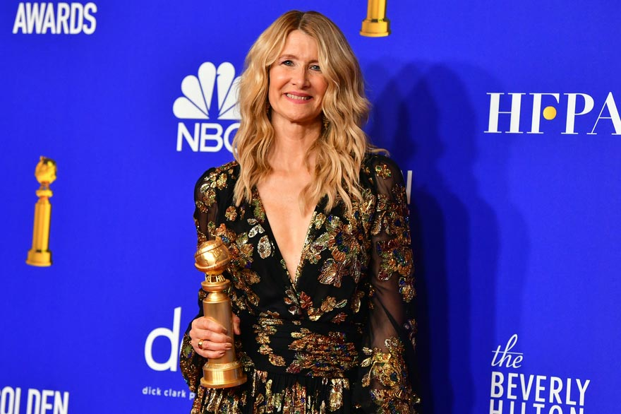 Laura Dern - Best Supporting Actress – Motion Picture