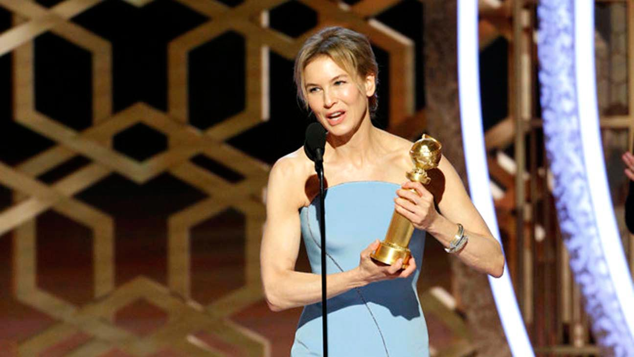 Renee Zellweger - Best Actress in a Motion Picture – Drama