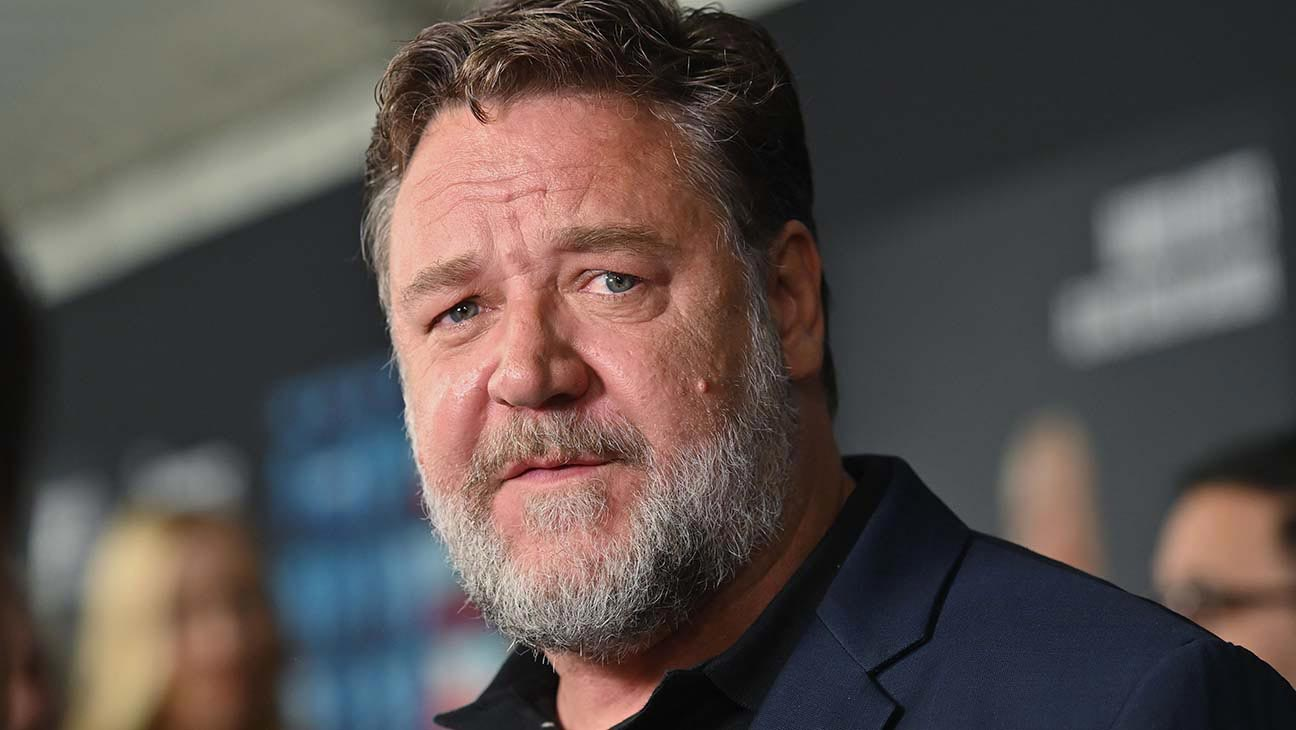 Russell Crowe - Best Actor in a Limited Series or TV Movie