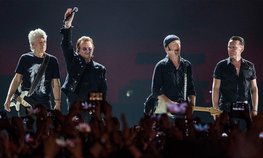 U2 - 675 милиона долара