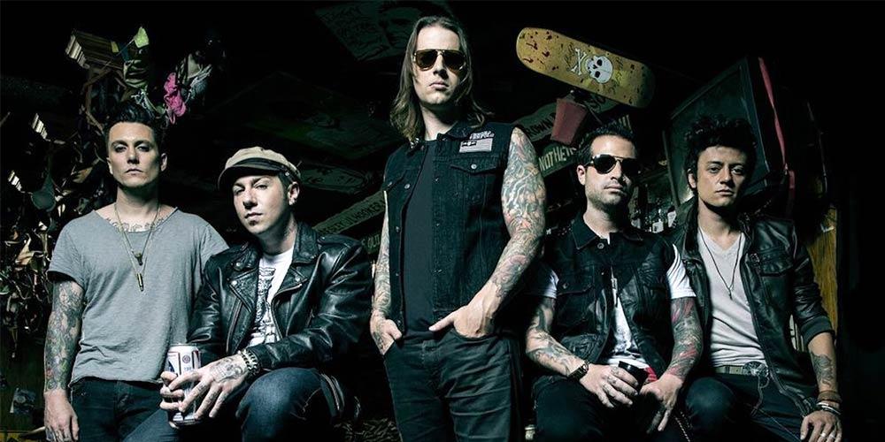 Avenged Sevenfold пуснаха неиздавана песен Set Me Free |Audio|