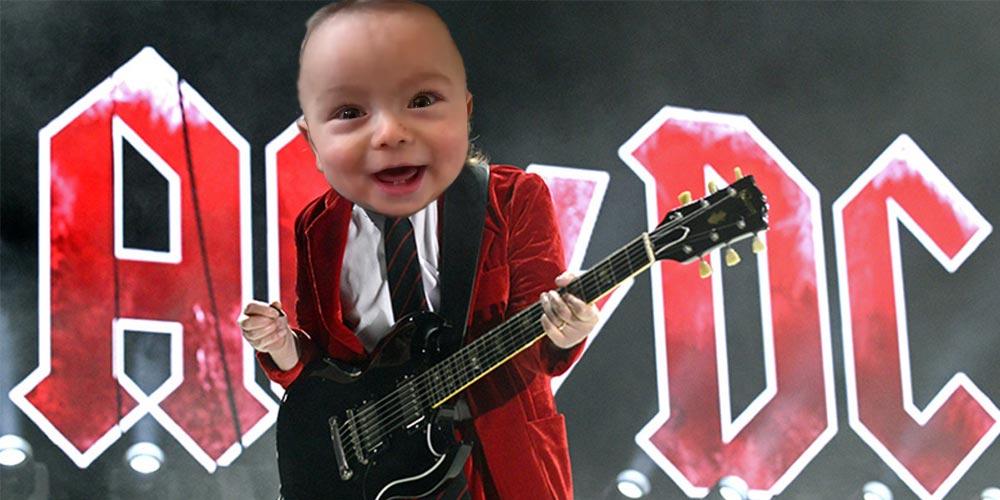 Бебе изпълнява Thunderstruck на AC/DC | MMTV