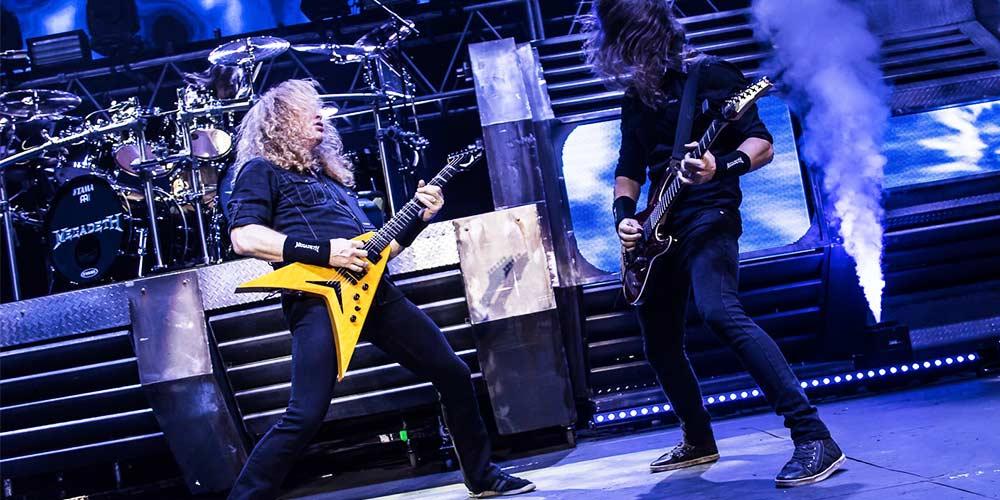 Megadeth официално се завърнаха! | MMTV Online
