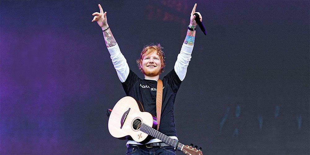 Преди да бъдат известни | Ed Sheeran