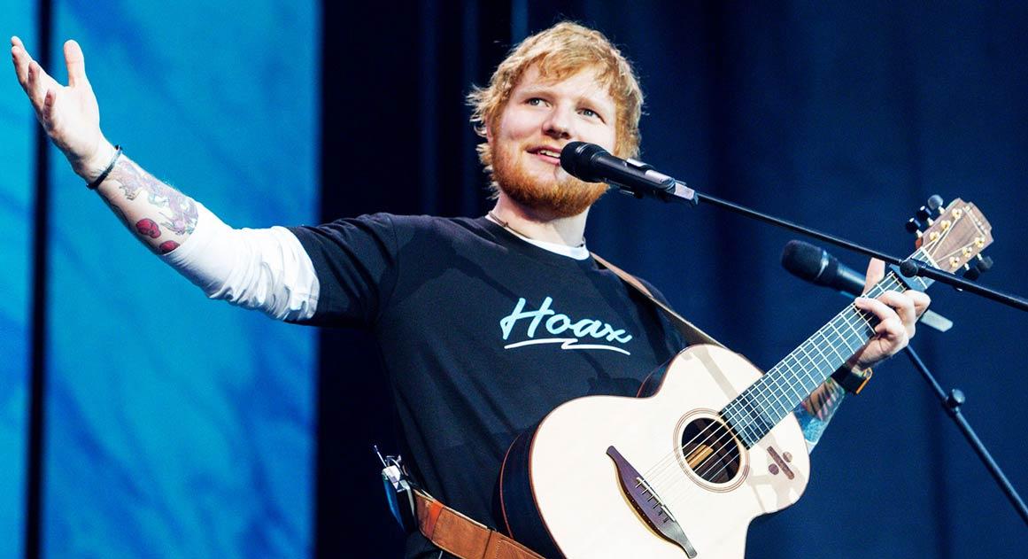 Турнето на Ed Sheeran Divide спечели над 775 милиона долара
