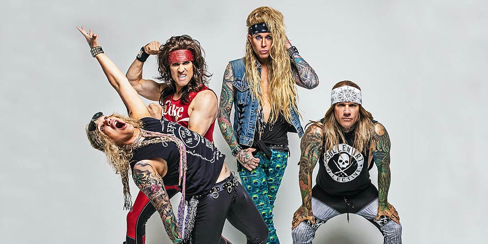 Steel Panther издадоха ново видео Heavy Metal Rules | MMTV
