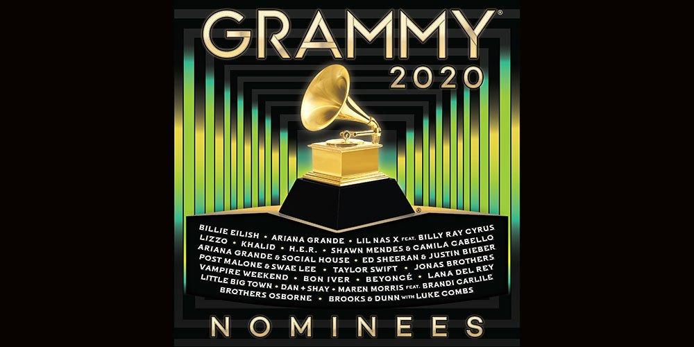 Warner Recordsразкриха траклиста за албума 2020 Grammy Nominees